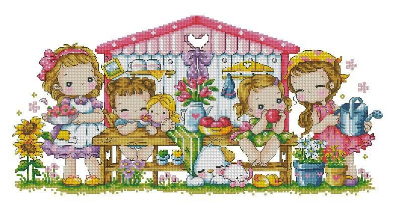 I favolosi schemi della Soda Stich Indonesia in uno schema gratuito dedicato ai bambini ,da scaricare e ricamare.