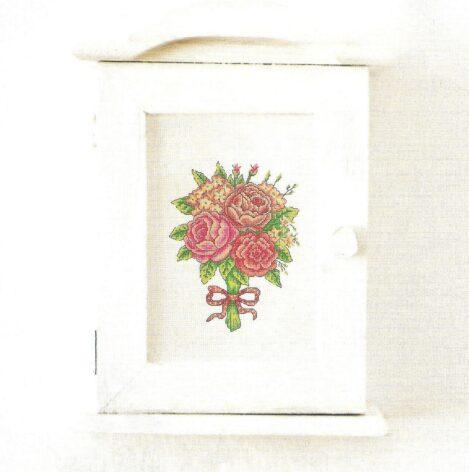 My flowers- schema a punto croce da scaricare