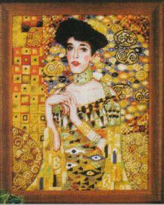Schema quadro Klimt-Adele Bloch-Bauer pdf free
